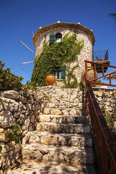 greek windmill by bollie_b