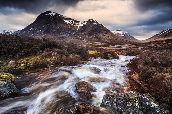 Lagangarbh - Glencoe by Tynnwrlluniau