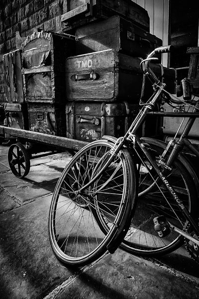 Station Luggage by baker58