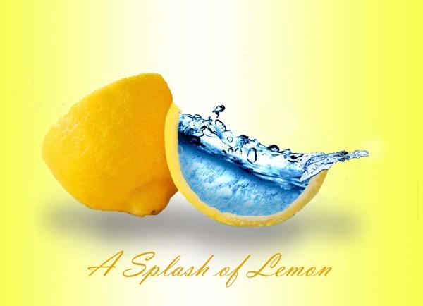 splash of lemon by adrian2208