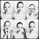 Many Faces or Megan Bell by Jenmarino