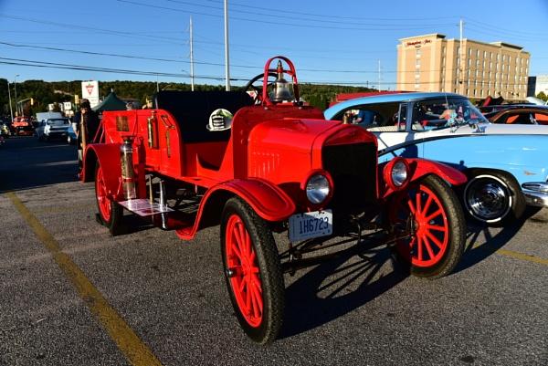 1920 fire engine by djh698