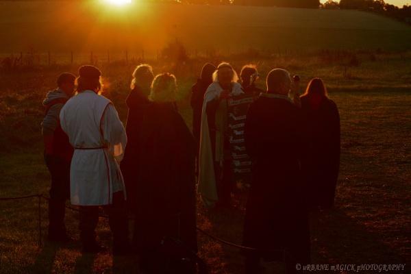 Equinox, Druids Dawn. by UrbaneMagick