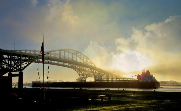 Under the Bridge by doerthe