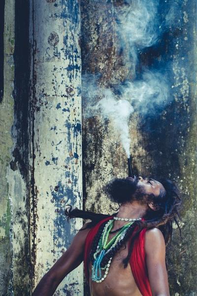 Smoke of Life by mmz_khan