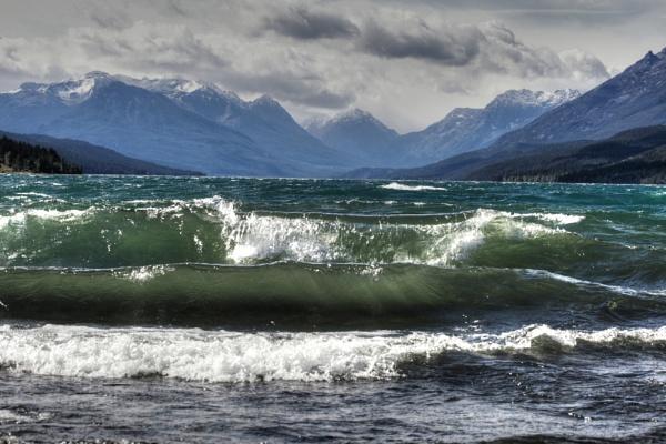 Tatlayoko Lake by PhotographyBySuzan