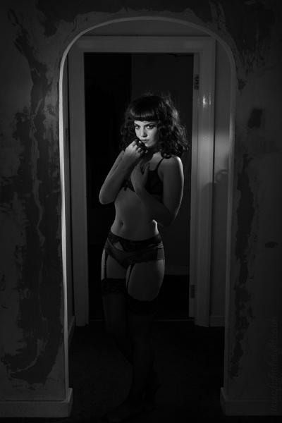 Zoe Noir by russftl