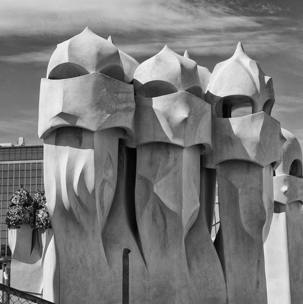Gaudi by Daffy1