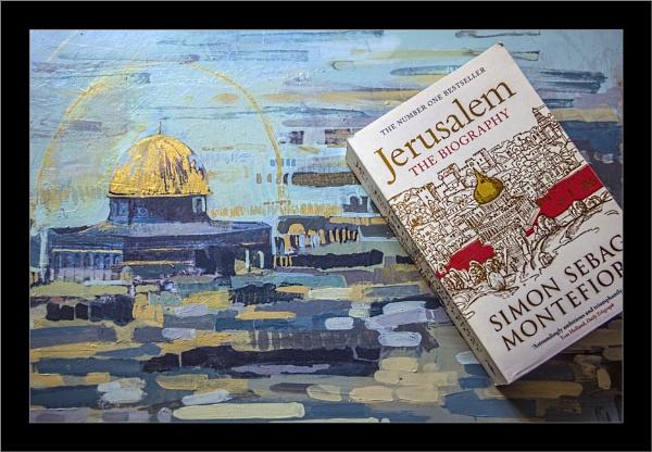 Jerusalem, a Combo by nonur