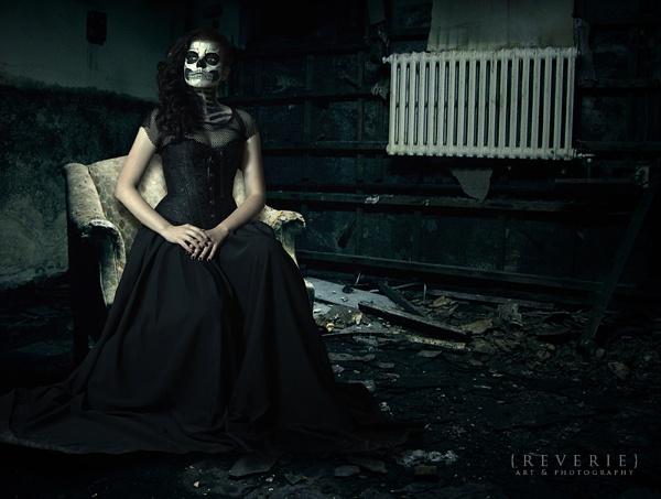 la mort de dame by paulcookphotography
