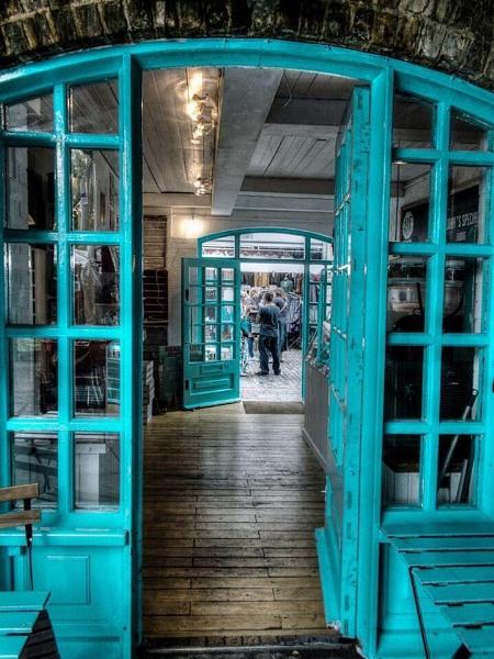 Camden Market London by StevenBest