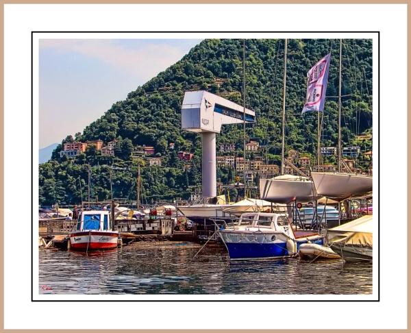 Como Yacht Club. by WesternRed