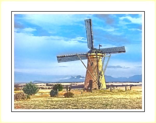 Windmill. by WesternRed