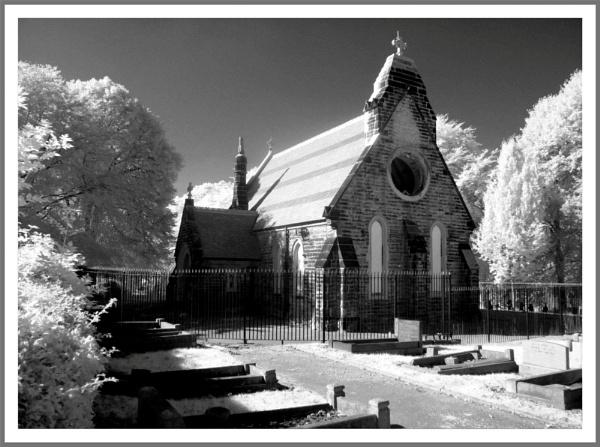 Chapel High by Canonomic