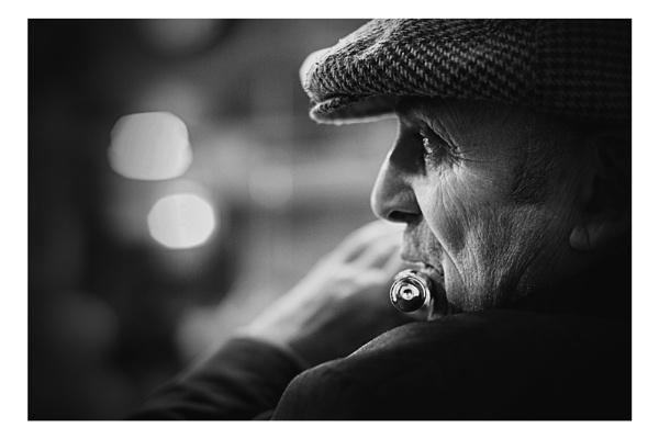 Busker by JeffHubbardPhotography