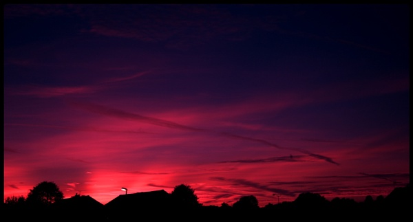 monfday sunset by jrphotography