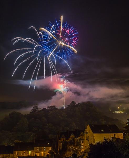 Fireworks Matlock
