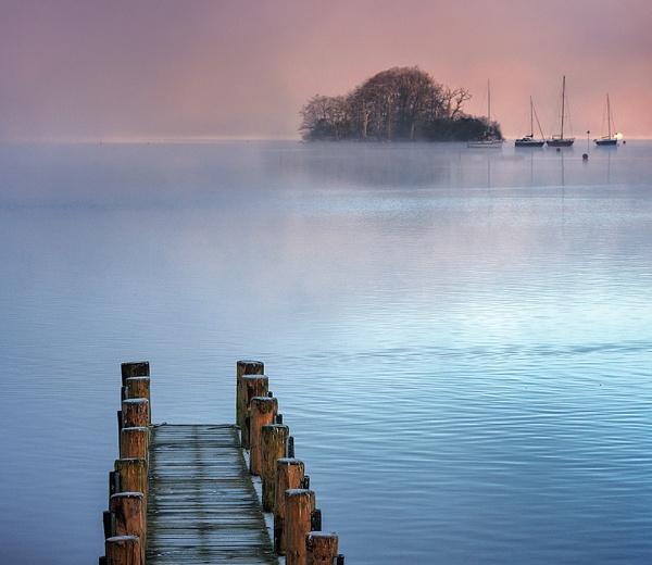 Rising Mist by chris-p