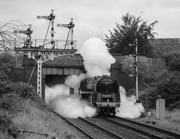 Steam \'n\' Motion by Gavin_Duxbury