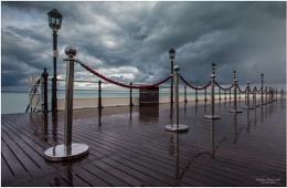 Sodden Pier