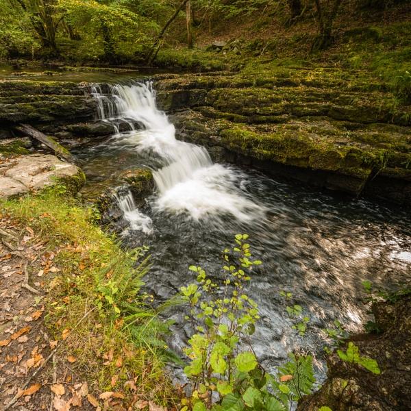 Nedd Fechan Falls by daibev