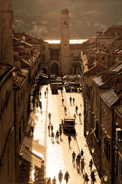 Morning in Dubrovnik by WeeGeordieLass