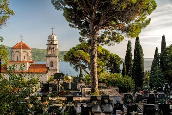 Monastery Savina by WeeGeordieLass