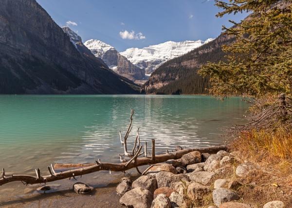 Lake Louise, Canada by pdunstan_Greymoon