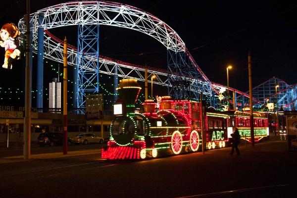 Blackpool Rides by yultony