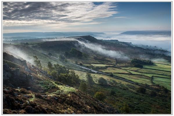 Misty morning by Mactogo