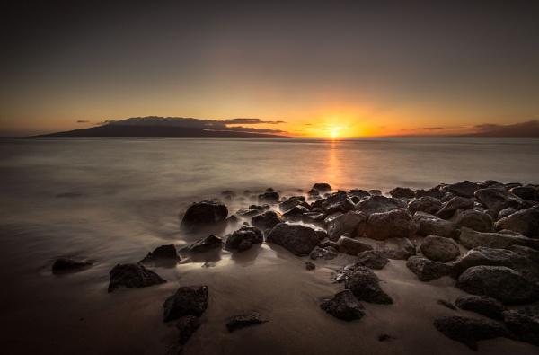 Lanai Sunset by Trevhas