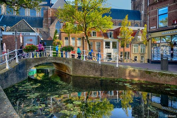 Delft (1) by ubaruch