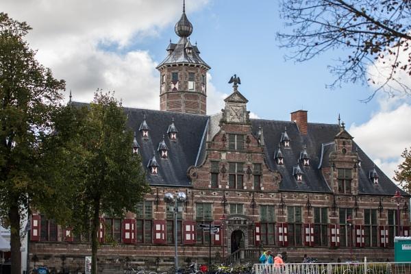 Kloveniersdoelen Middelburg by kuipje