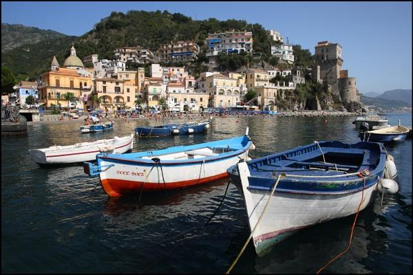 Amalfi Coast by rickie