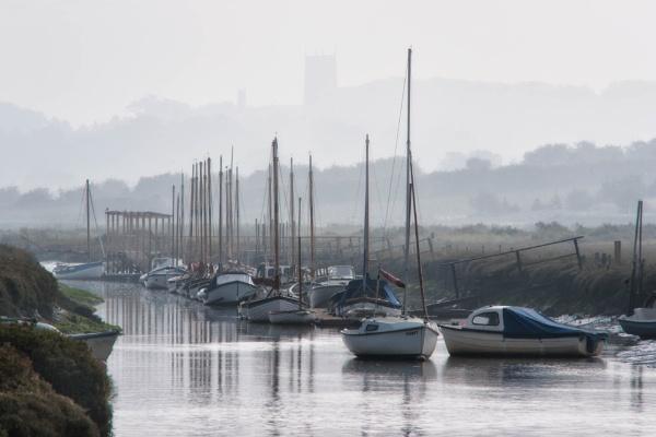 morston Quay by AlanRangerPhotography