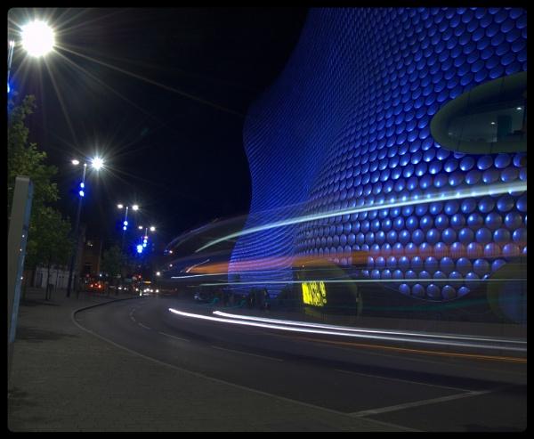 selfridges buildding Birmingham by jrphotography