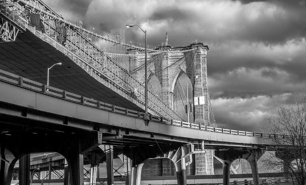Brooklyn Bridge by TyChee