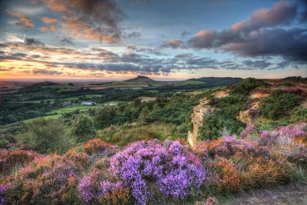 twilight at gribdale by steviehutch