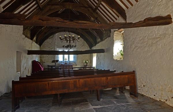 Llandanwg Church by G_Hughes