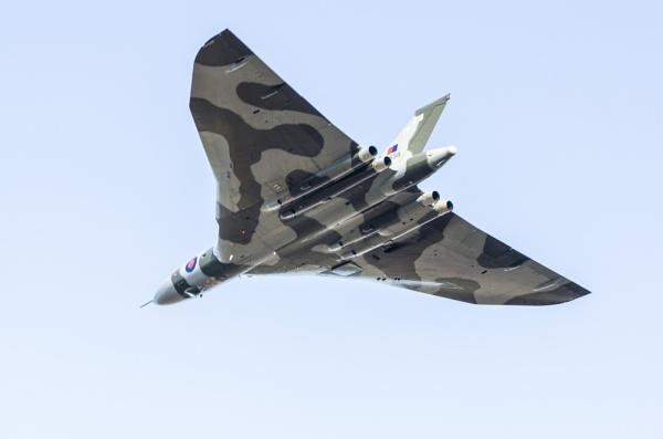 Vulcan Bomber by TonyBrooks