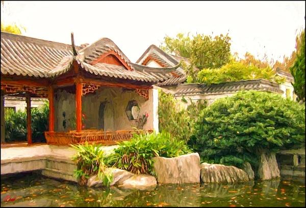 Chinese Gardens Sydney. by WesternRed