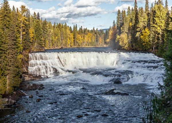 Dawson Falls by pdunstan_Greymoon
