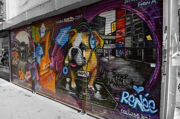 Street Art 2 by ginz04
