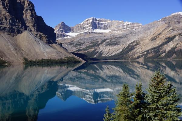 Rocky Mountain Mirror by Polycarp