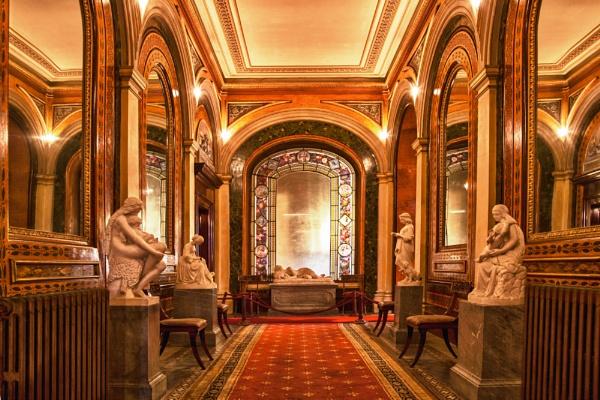 Brodsworth Hall, South Yorkshire by brianaskew