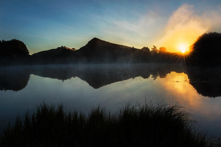 Cawfields Sunrise