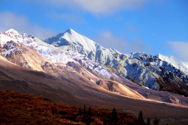 Alaskan Autumn. by Paulbee