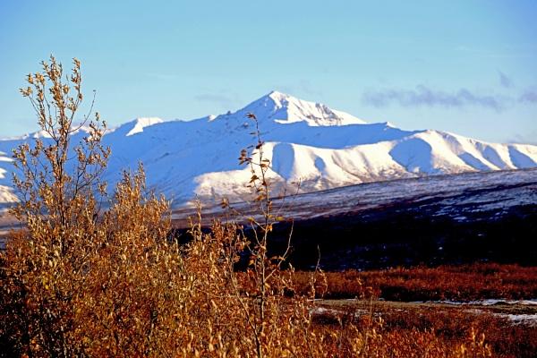 Early Autumn Snows, Alaska. by Paulbee