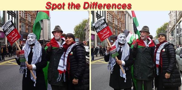 Freedom for Palestine by kombizz