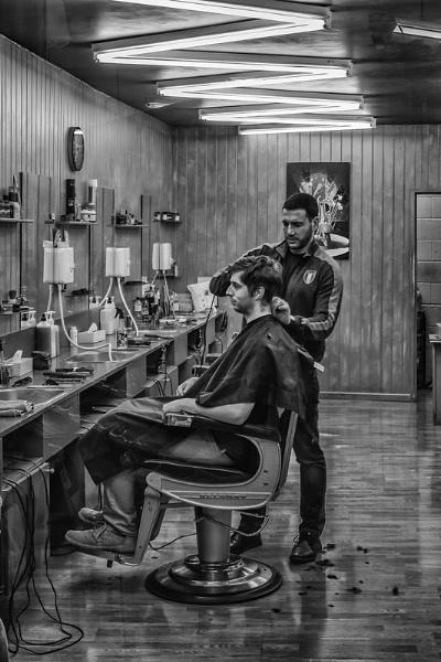 Barber Italiano by ptoshea